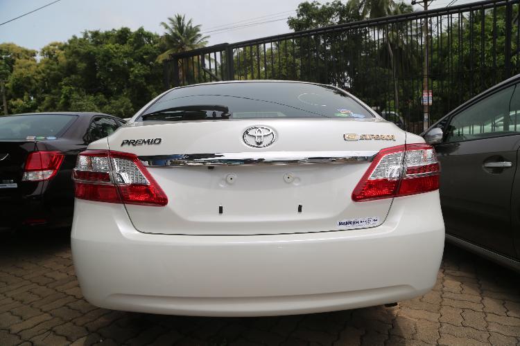 Toyota Premio G Superior F Ex Grade 2014 Mahesh