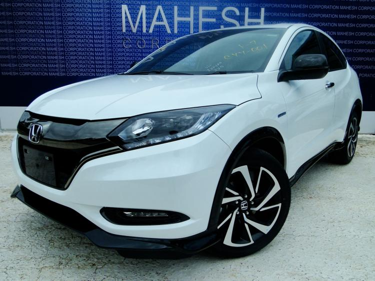 Honda Vezel Rs Grade 2017 Mahesh Corporation