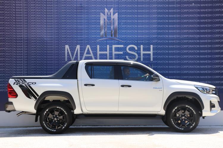 Toyota Hilux Revo Rocco 2018 Mahesh Corporation